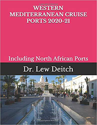 WESTERN MEDITERRANEAN CRUISE PORTS 2020-21: Including North African Ports