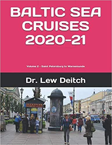 BALTIC SEA CRUISES 2020-21: Volume 2
