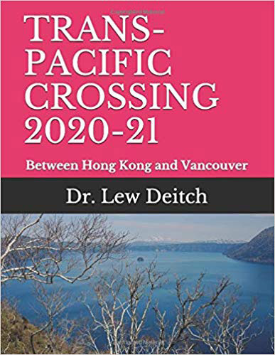 TRANS-PACIFIC CROSSING 2020-21: Between Hong Kong and Vancouve
